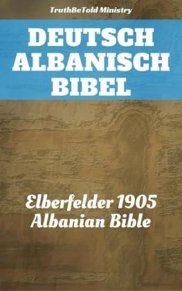 Deutsch Albanisch Bibel