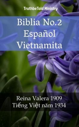 Biblia No.2 Español Vietnamita