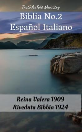 Biblia No.2 Español Italiano