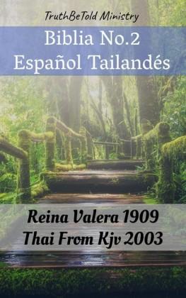 Biblia No.2 Español Tailandés