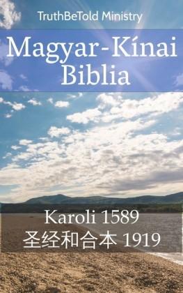 Magyar-Kínai Biblia