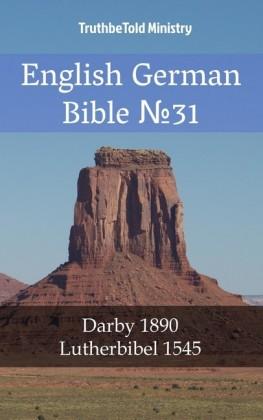 English German Bible 31