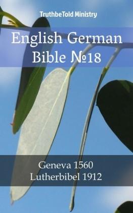 English German Bible 18