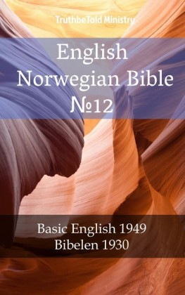 English Norwegian Bible 12