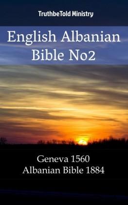 English Albanian Bible No2