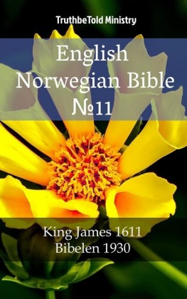 English Norwegian Bible 11