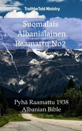 Suomalais Albanialainen Raamattu No2