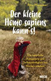 Der kleine Homo sapiens kann's! Cover