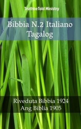 Bibbia N.2 Italiano Tagalog