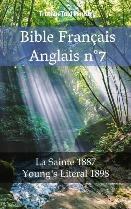 Bible Français Anglais n°7