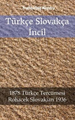 Türkçe Slovakça Incil