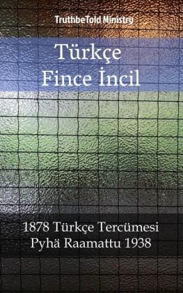 Türkçe Fince Incil
