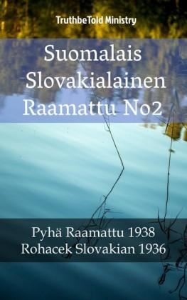 Suomalais Slovakialainen Raamattu No2