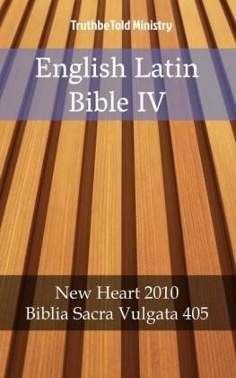 English Latin Bible IV