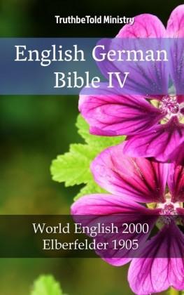 English German Bible IV