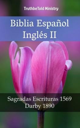 Biblia Español Inglés II