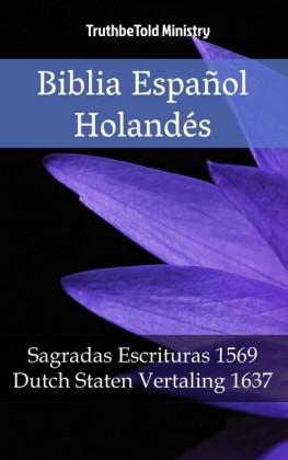 Biblia Español Holandés