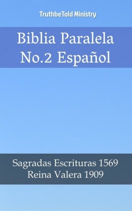 Biblia Paralela No. 2 Español