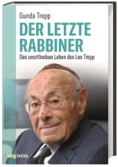 Der letzte Rabbiner Cover