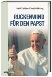 Rückenwind für den Papst Cover