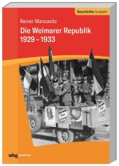 Die Weimarer Republik 1929-1933 Cover