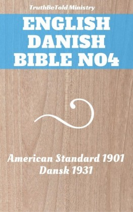 English Danish Bible No4