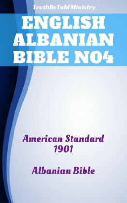 English Albanian Bible No4