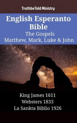 English Esperanto Bible - The Gospels - Matthew, Mark, Luke & John