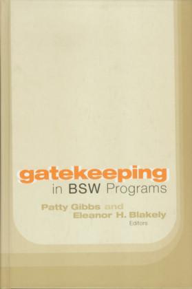 Gatekeeping in BSW Programs