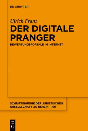 Der digitale Pranger