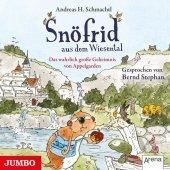 Snöfrid aus dem Wiesental. Das wahrlich große Geheimnis von Appelgarden, 1 Audio-CD Cover