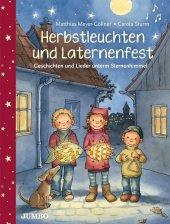 Herbstleuchten und Laternenfest, m. Audio-CD