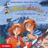 Die Nordseedetektive - Unter Verdacht, 1 Audio-CD