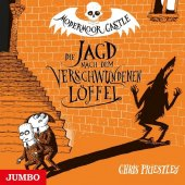 Modermoor Castle - Die Jagd nach dem verschwundenen Löffel, 2 Audio-CDs