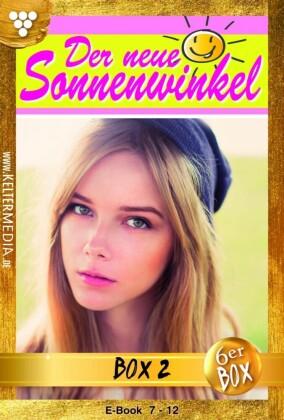 Der neue Sonnenwinkel Jubiläumsbox 2 - Familienroman