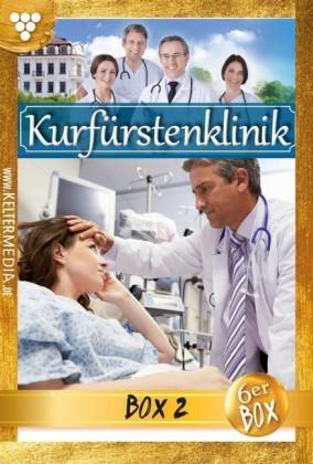 Kurfürstenklinik Jubiläumsbox 2 - Arztroman