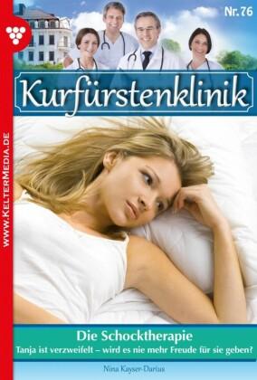 Kurfürstenklinik 76 - Arztroman