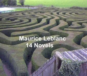 Maurice Leblanc: 14 Novels