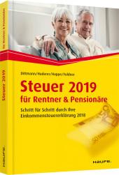 Steuer 2019 für Rentner und Pensionäre Cover