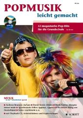 Popmusik leicht gemacht, m. Audio-CD Cover