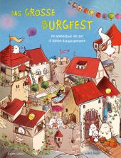 Das große Burgfest Cover