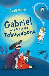 Gabriel und das große Tohuwabohu Cover