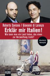 Erklär mir Italien! Cover