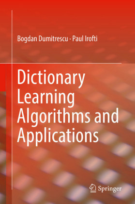 Dictionary Learning Algorithms and Applications