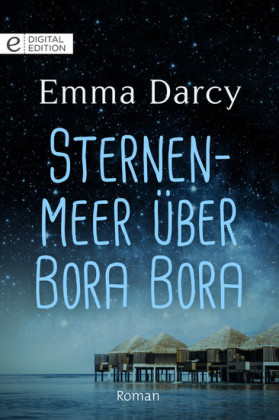 Sternenmeer über Bora Bora