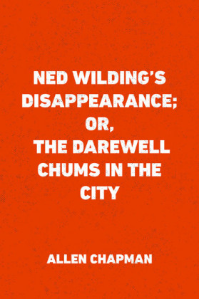 Ned Wilding's Disappearance; or, The Darewell Chums in the City