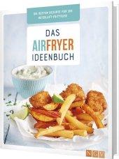 Das Airfryer-Ideenbuch Cover