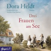 Drei Frauen am See, 7 Audio-CDs Cover
