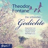 Die schönsten Gedichte, 1 Audio-CD Cover