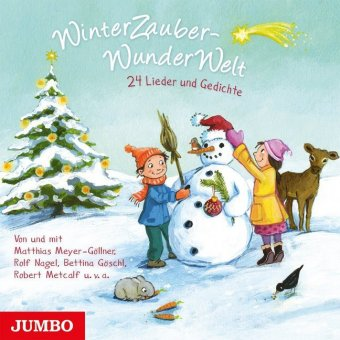 WinterZauberWunderWelt, 1 Audio-CD